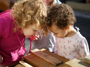 Island Bay Childcare kids